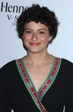 ALIA SHAWKAT at Sorry to Bother You Premiere at Bamcinemafest in New York 06/20/2018