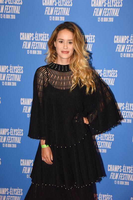 ALICE DAVID at 7th Champs Elysees Film Festival in Paris 06/12/2018
