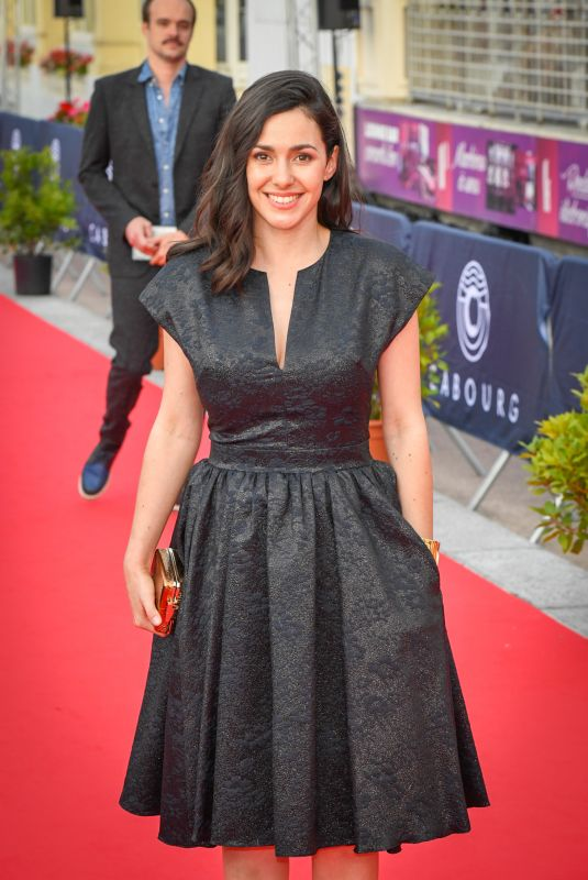 ALICE VIAL at 2018 Cabourg Film Festival Closing Ceremony 06/16/2018