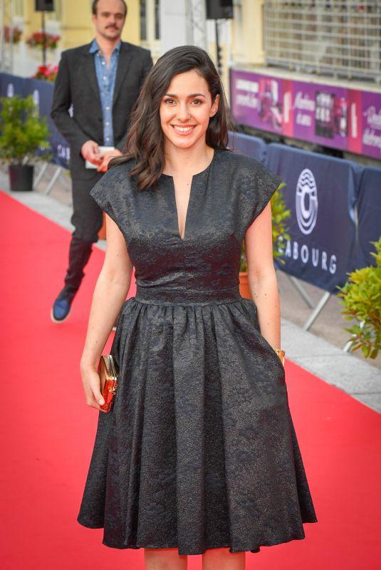 ALICE VIAL at 2018 Cabourg Film Festival Closing Ceremony 06/16/2018