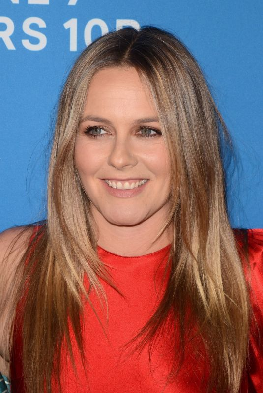 ALICIA SILVERSTONE at American Woman Premiere Party in Los Angeles 05/31/2018