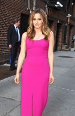 ALICIA SILVERSTONE at Late Show with Stephen Colbert in New York 06/11/2018
