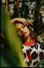 ALISHA BOE for W Magazine, Summer 2018