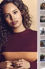 ALISHA BOE in Seventeen Magazine, Mexico June 2018
