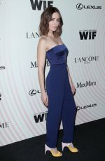 ALISON BRIE at Women in Film Crystal and Lucy Awards in Los Angeles 06/13/2018