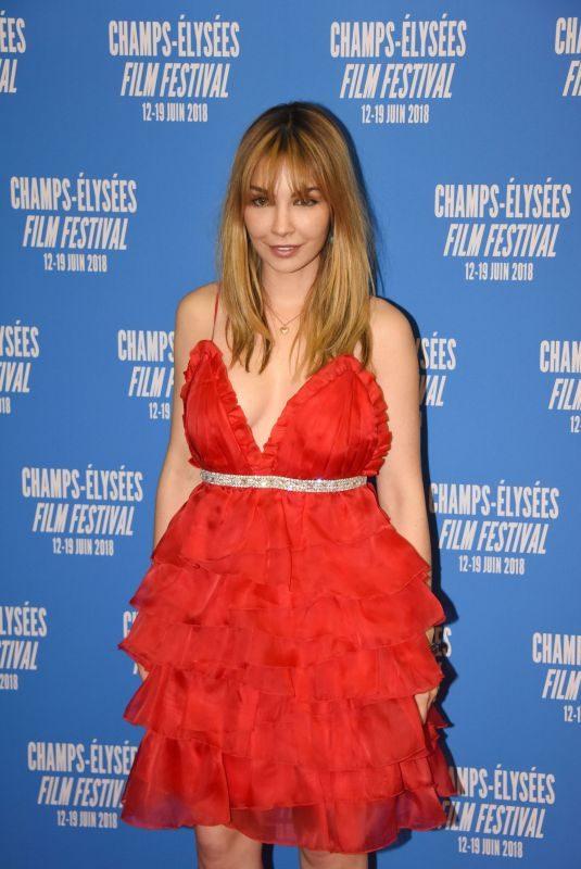 ALIX BENEZECH at 7th Champs Elysees Film Festival in Paris 06/12/2018