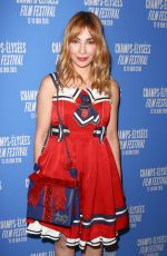 ALIX BENEZECH at 7th Champs Elysees Film Festival in Paris 06/18/2018