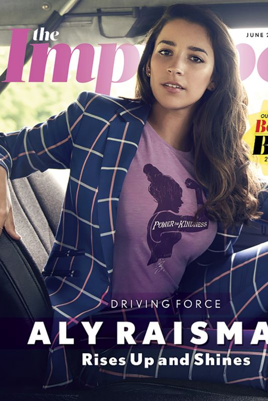 ALY RAISMAN for The Improper Bostonian, June 2018 Issue
