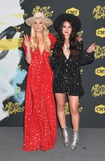ALYSSA BONAGURA and RUBY STEWART at CMT Music Awards 2018 in Nashville 06/06/2018