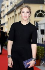 ALYSSON PARADIS at 2018 Cabourg Film Festival Closing Ceremony 06/16/2018