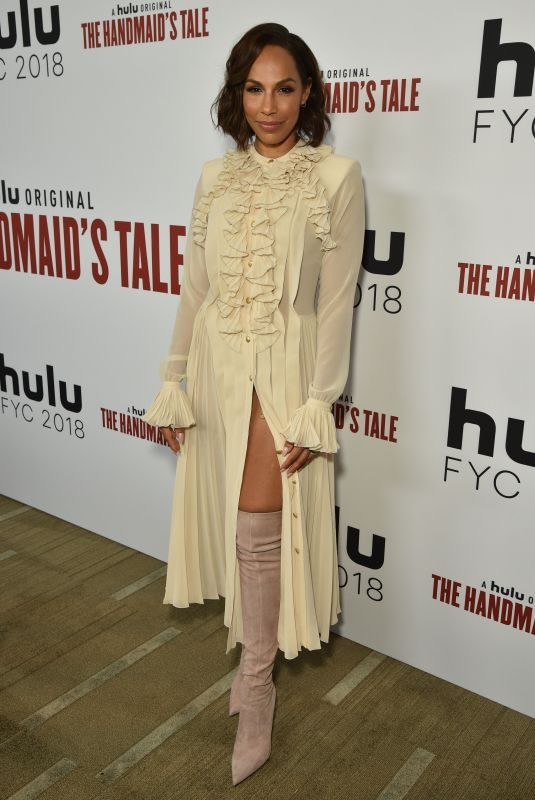 AMANDA BRUGEL at The Handmaid's Tale FYC Event in Los Angeles 06/07/2018