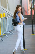 AMANDA CERNY at Jimmy Kimmel Live in Los Angeles 06/13/2018