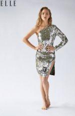 AMANDA SEYFRIED for Elle Magazine, July 2018