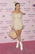 AMBER DAVIES at Prettylittlething x Maya Jama Launch Party in London 06/25/2018