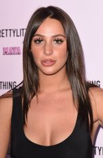 AMBER DOWDING at Prettylittlething x Maya Jama Launch Party in London 06/25/2018