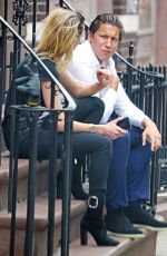 AMBER HEARD and Vito Schnabel Out in New York 06/07/2018