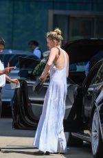 AMBER HEARD at Her Agents Office in Beverly Hills 06/21/2018