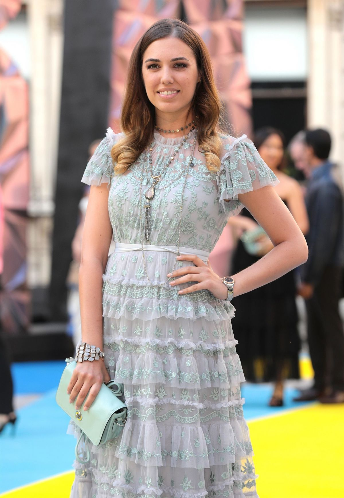 Catherine tyldesley lorraine tv show in london images