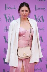 AMBER LE BON at Victoria and Albert Museum Summer Party in London 06/20/2018