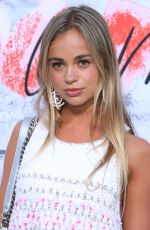 AMELIA WINDSOR at Serpentine Gallery Summer Party in London 06/19/2018