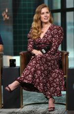 AMY ADAMS at AOL Build Speaker Series in New York 06/28/2018