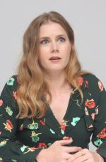 AMY ADAMS at Sharp Objects Press Conference in Los Angeles 06/06/2018