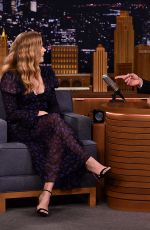 AMY ADAMS at Tonight Show Starring Jimmy Fallon in New York 06/28/2018