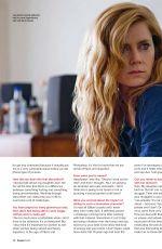 AMY ADAMS in Foxtel Magazine, July 2018
