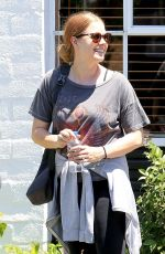AMY ADAMS Out for Lunch in Beverly Hills 06/13/2018