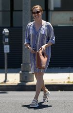 AMY ADMAS Out in Los Angeles 06/25/2018
