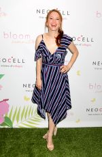 AMY DAVIDSON at Bloom Summit in Los Angeles 06/02/2018