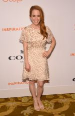 AMY DAVIDSON at Step Up Inspiration Awards 2018 in Los Angeles 06/01/2018