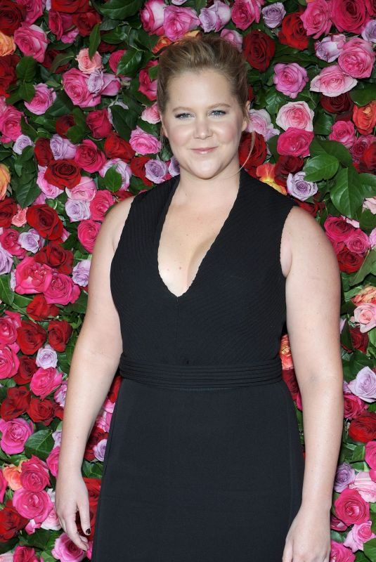 AMY SCHUMER at 2018 Tony Awards in New York 06/10/2018