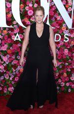 AMY SCHUMER at 2018 Tony Awards in New York 06/10/2018