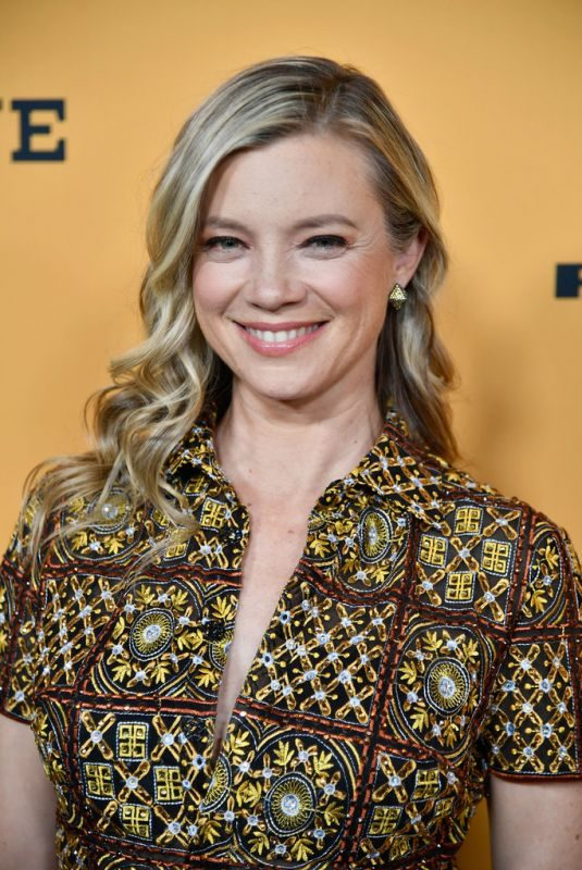 AMY SMART at Yellowstone Show Premiere in Los Angeles 06/11/2018