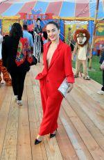 ANA DE LA REGUERA at Moschino Fashion Show in Los Angeles 06/08/2018