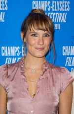 ANA GIRARDOT at 7th Champs Elysees Film Festival in Paris 06/19/2018