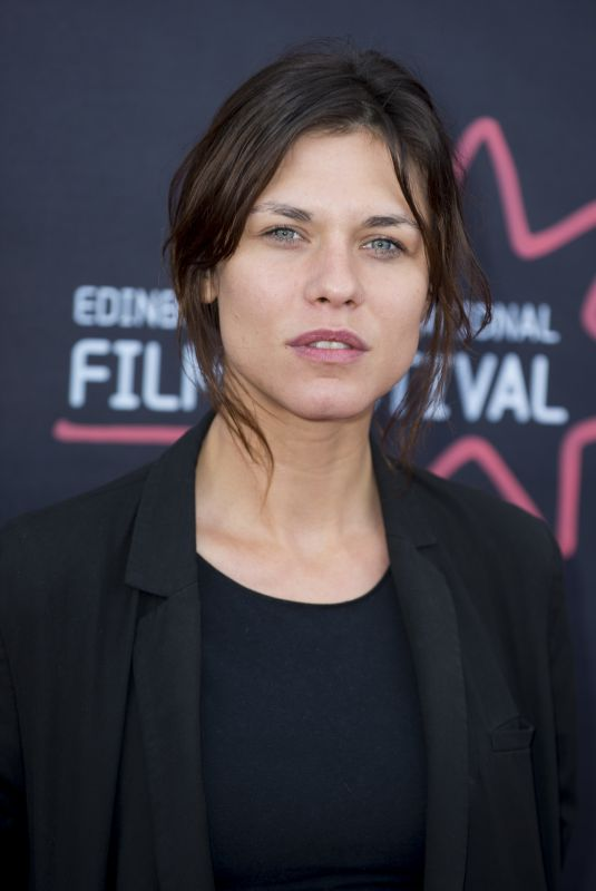 ANA ULARU at Juror Photocall at Edinburgh International Film Festival 06/21/2018