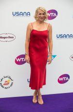 ANASTASIA PAVLYUCHENKOVA at WTA Tennis on the Thames Evening Reception in London 06/28/2018
