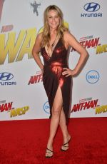 ANDREA ROTH at Ant-man and the Wasp Premiere in Los Angeles 06/25/2018