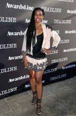 ANGELA LEWIS at Deadline Emmy Season Kickoff in Los Angeles 06/04/2018