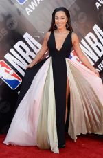 ANGELA RYE at 2018 NBA Awards at Barker Hangar in Santa Monica 06/25/2018