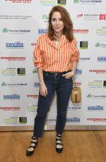 ANGELA SCANLON at London Irish Center Gala in Camden 06/19/2018