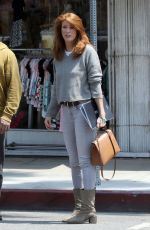 ANGIE EVERHART at Joan