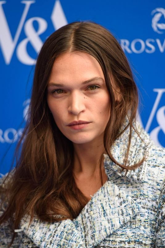 ANNA BREWSTER at Victoria and Albert Museum Summer Party in London 06/13/2018