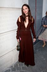 ANNA BREWSTER at Victoria and Albert Museum Summer Party in London 06/20/2018
