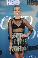 ANNA CAMP at Sharp Objects Premiere in Los Angeles 06/26/2018