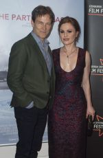 ANNA PAQUIN at The Parting Glass Premiere at 72nd Edinburgh International Film Festival 06/24/2018
