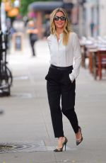 ANNABELLE WALLIS Arrives at Build Series in New York 06/11/2018