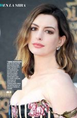 ANNE HATHAWAY in Oh! Magazine, June 2018 Issue